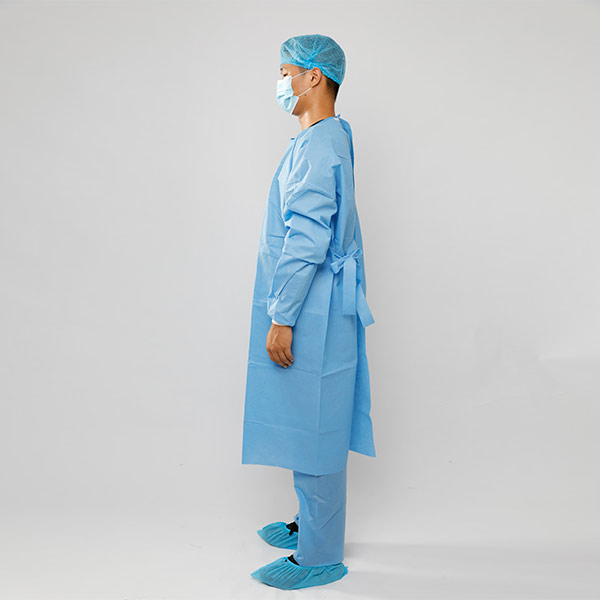 SMS surgical gown
